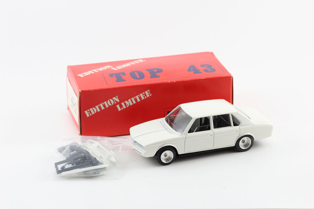 TOP 43 1/43 BMW 528 ISO Marlboro