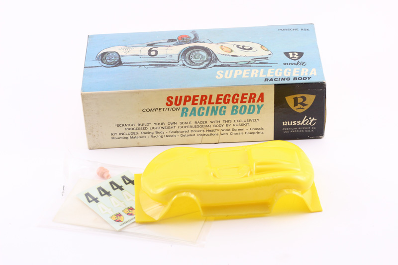 Russkit Superleggera 1/32 Porsche RSK Body