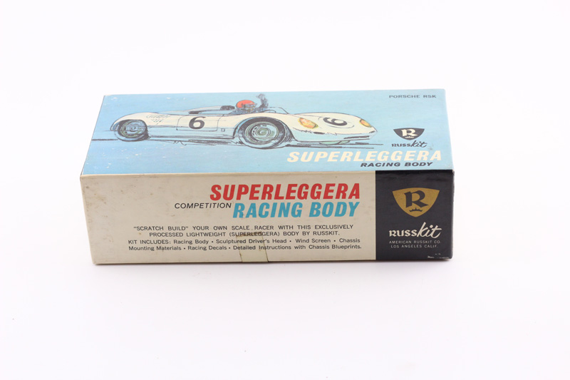 Russkit Superleggera 1/32 Porsche RSK Body.